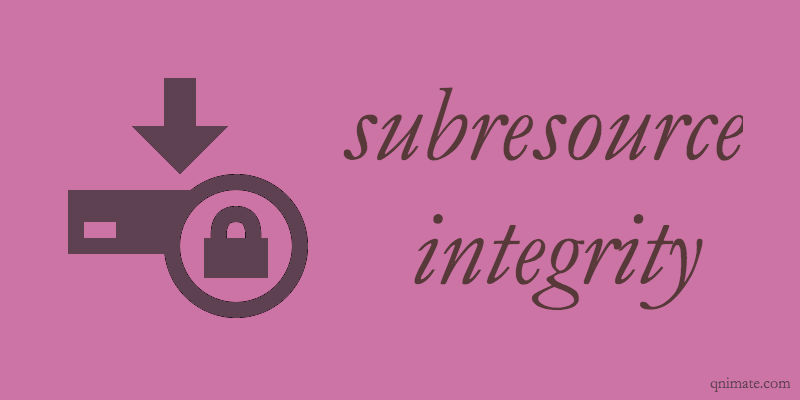 subresource-integrity